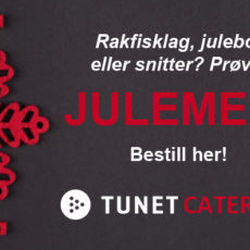 Tunet Catering JULEMENY